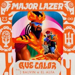 Major Lazer - Que Calor (with J Balvin & El Alfa)