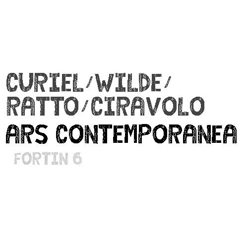 Curiel – Wilde – Ratto – Ciravolo – Ars Contemporanea