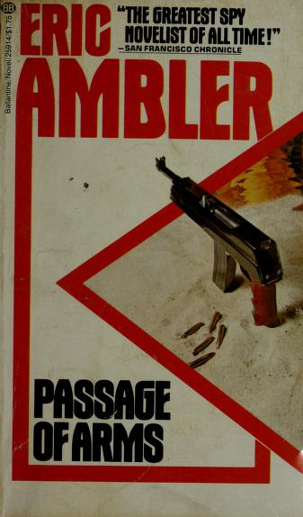 Cover of: Passage of Arms | Eric Ambler
